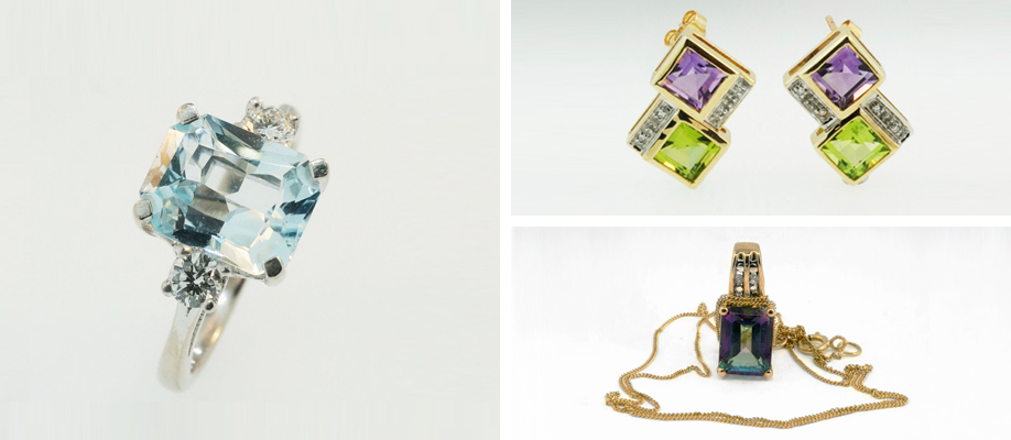 Colourful Gemstone Jewellery