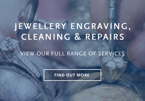Looking for Professional Jewellery Services? Our services include cleaning, polishing, engraving, repair & restoration and more.