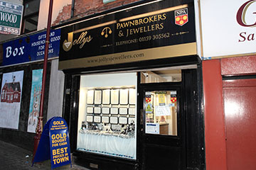 Visit Jollys Jewellers in Ilkeston for Vintage, Antique and Fine Jewellery