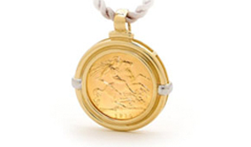 Browse our range of Full and Half Sovereign Mounts for Rings and Coins