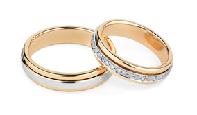 Browse our Range of Wedding Rings & Bands