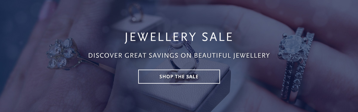Our Jewellery Sale is home to hundreds of Antique, Vintage and New Jewellery. Available at Jollys Jewellers