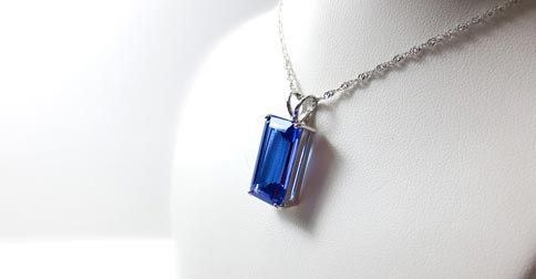 The Tanzanite Gemstone Blog from Jollys Jewellers