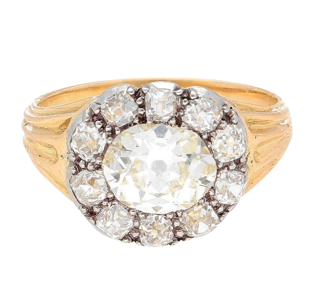 Shop Our Stunning Range Of Yellow Gold Rings At Jollys