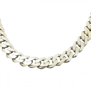 Sterling-Silver-20-Curb-Link-Chain-9mm-Wide-272269982177