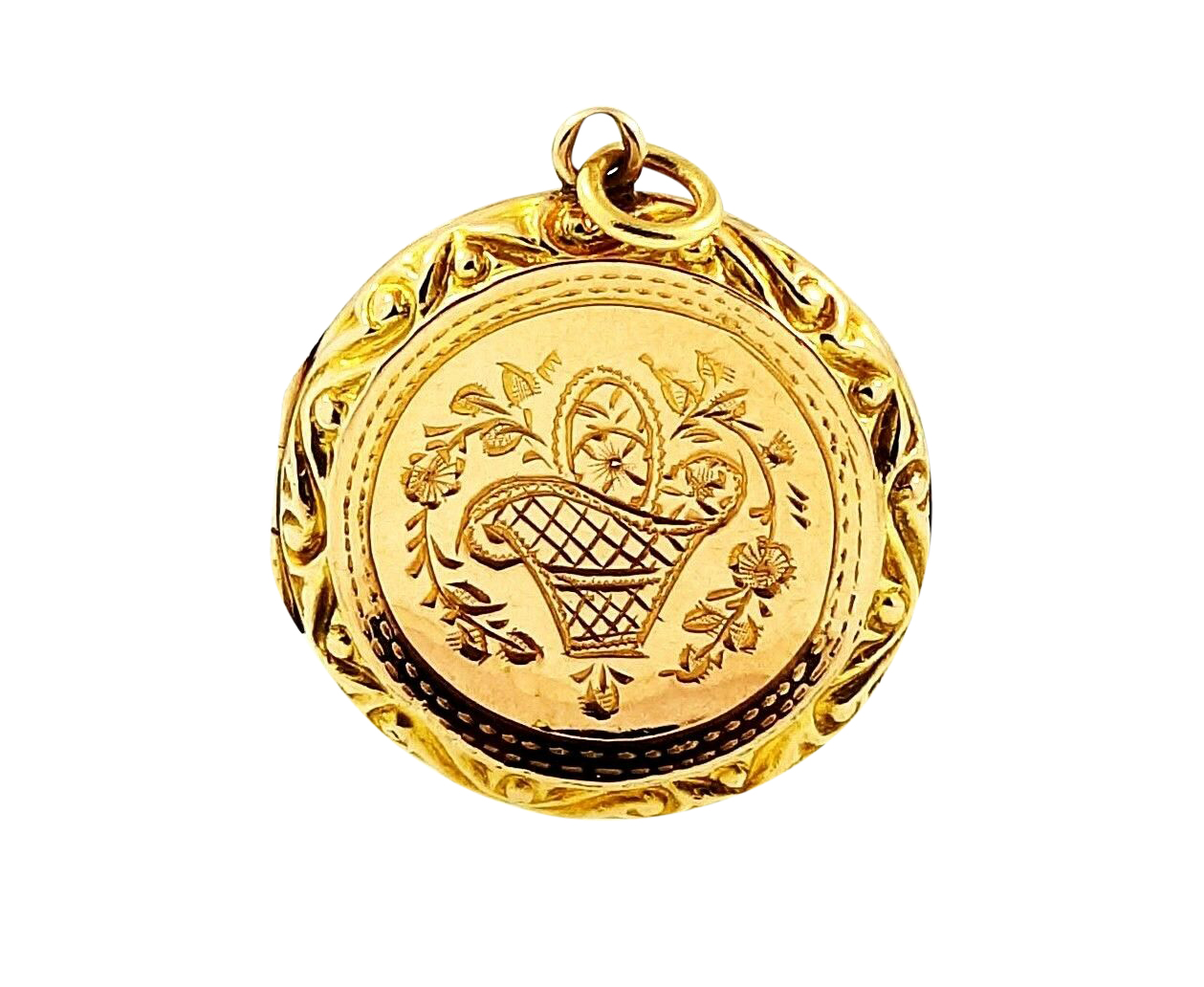 Antique 9carat Yellow Gold Circular Locket (22mm Diameter. Edwardian Pendant. Jewellery Rings Online14k Gold Lockets. Ball Official Standard Watches. Camellia Rings. 9 Carat Engagement Rings. Dual Bands. Thick Rings. Square Cut Rings